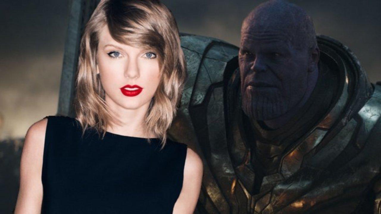 Taylor Swift Over Avengers: Endgame Rumors
