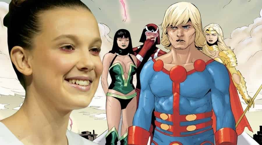 Photo of Stranger Things' Millie Bobby Brown Has Reportedly Been Cast in Marvel's The Eternals