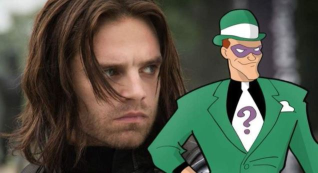 The Batman The Riddler Sebastian Stan