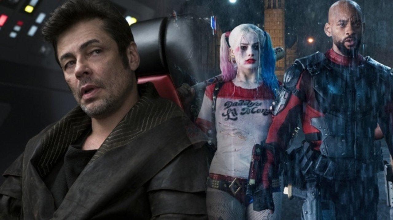 The Suicide Squad Benicio Del Toro James Gunn