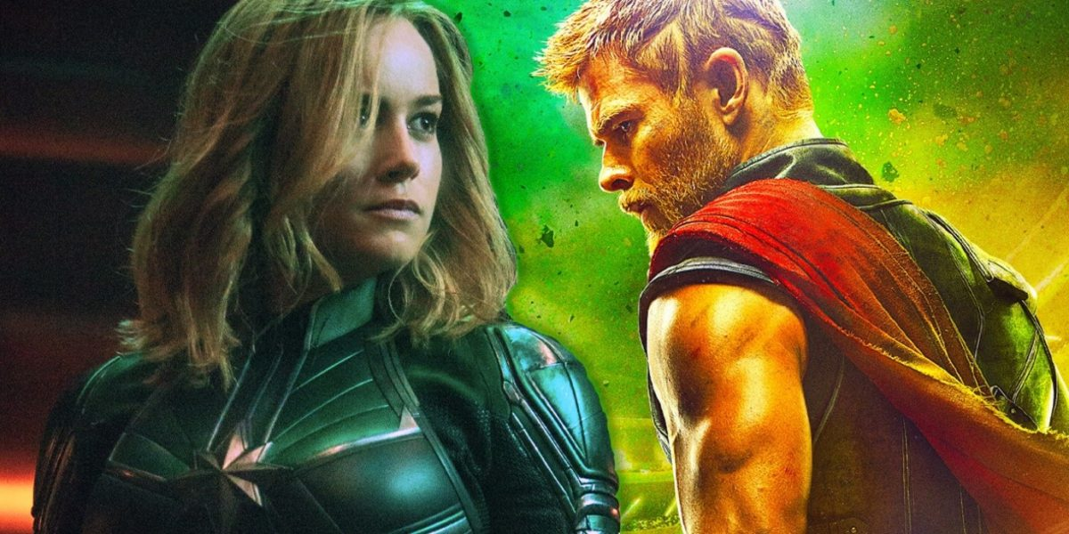 Photo of New Poll Reveals Who Would Win in Captain Marvel vs. Thor