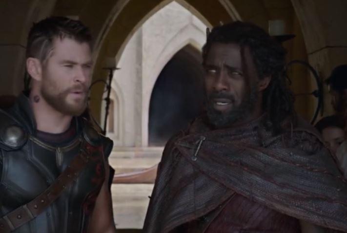 Chris Hemsworth Idris Elba James Bond