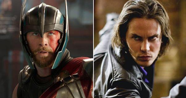 Chris Hemsworth Gambit X-Men
