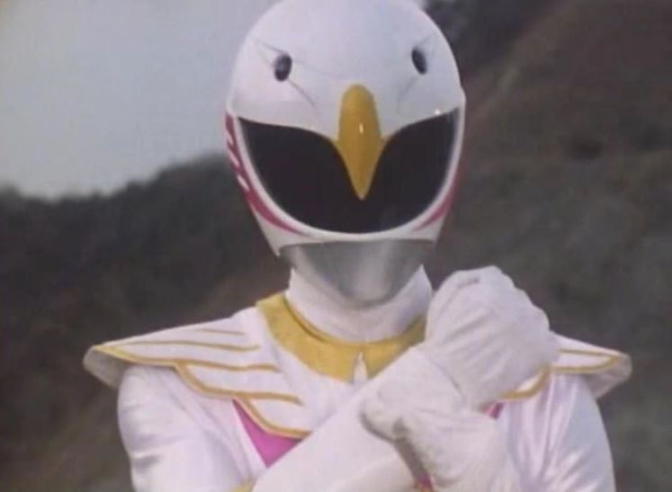 White Power Ranger Facts