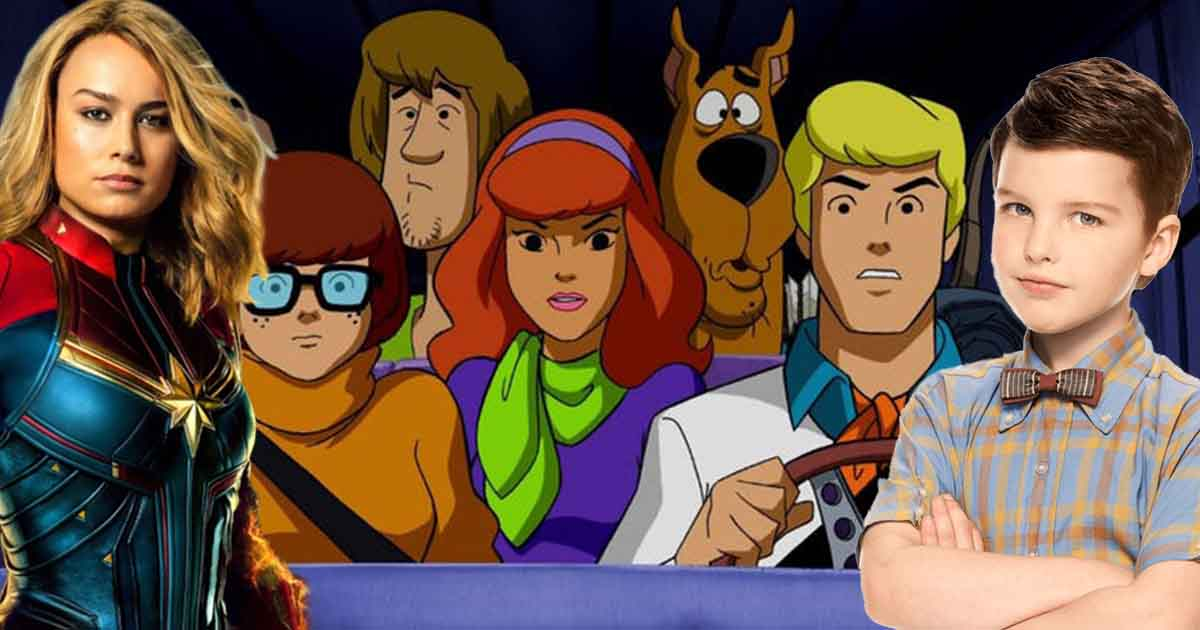 Photo of 'Scooby-Doo' Movie Adds Captain Marvel And Young Sheldon Stars