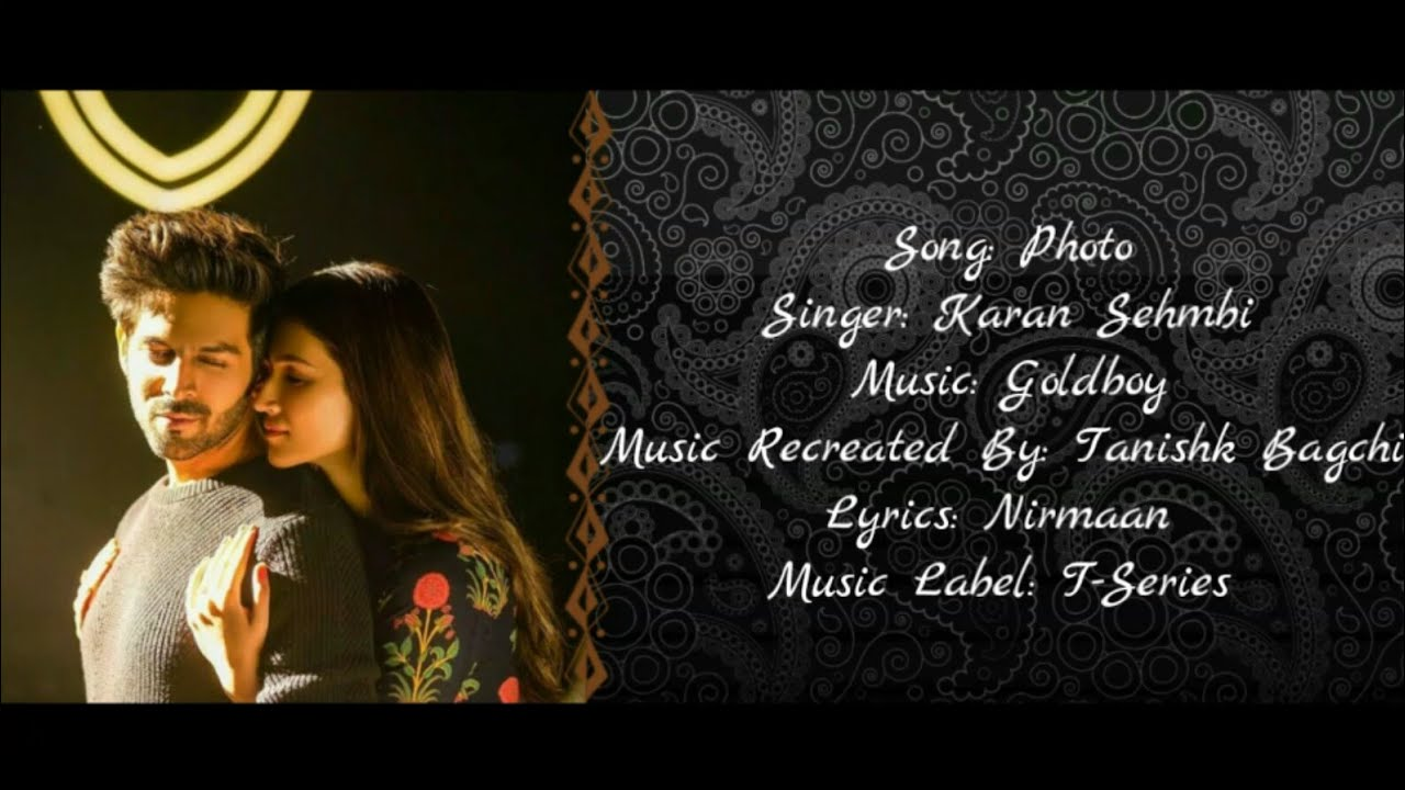 Photo Song Download Mp3 2019