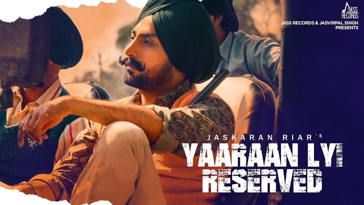 Yaaran Lyi Reserved Song Download Mr Jatt