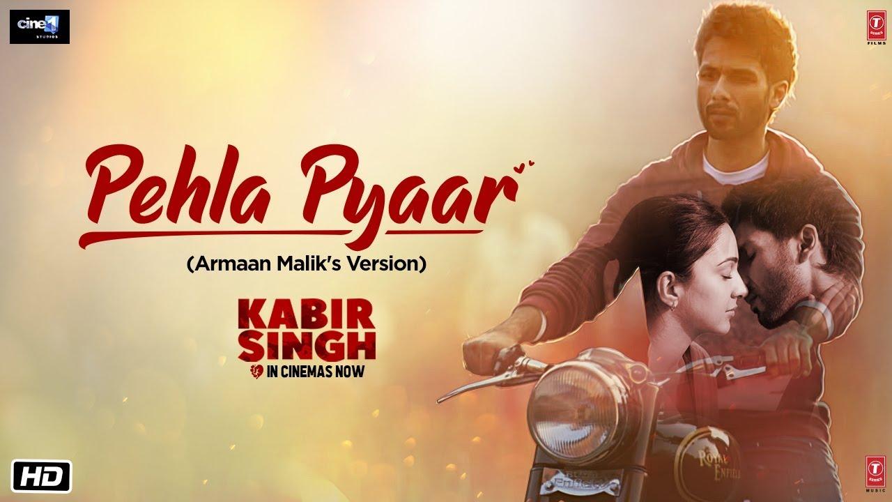 Pehla Pyar Kabir Singh Song Download Mr Jatt