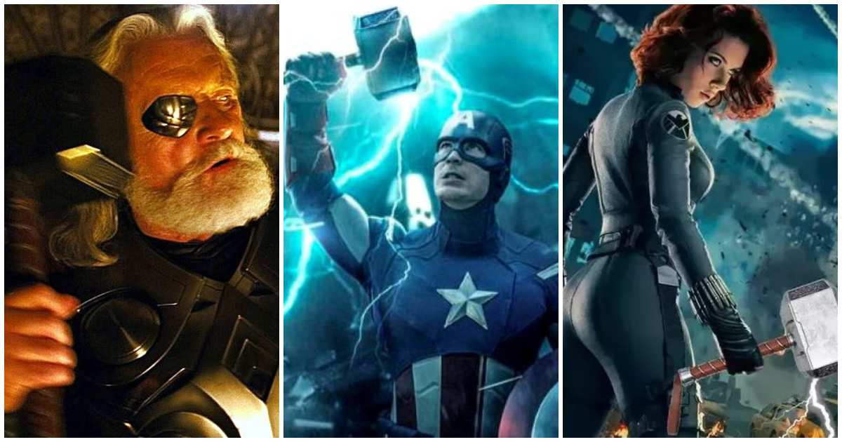Photo of 11 Characters Other Than Thor Who Were Worthy to Wield Mjolnir – Ranked