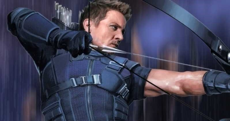 Black Widow Solo Movie Hawkeye