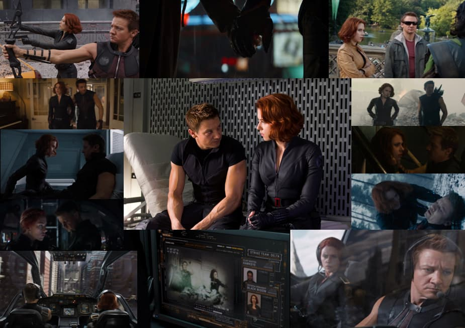 Photo of Is Hawkeye Already Confirmed For The Black Widow Solo Movie?