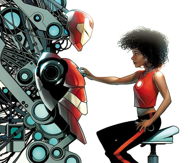 Ironheart Facts Marvel