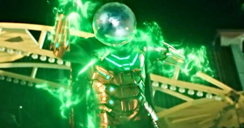 Spider-Man: Far From Home Theory Mysterio