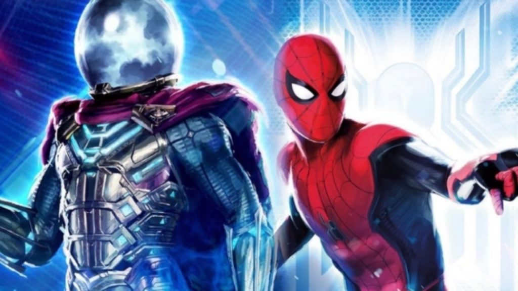 Spider-Man: Far From Home MCU Spider Sense