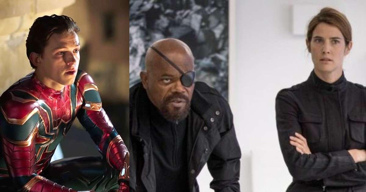 Spider-Man: Far From Home Trailer Mysterio Avenger