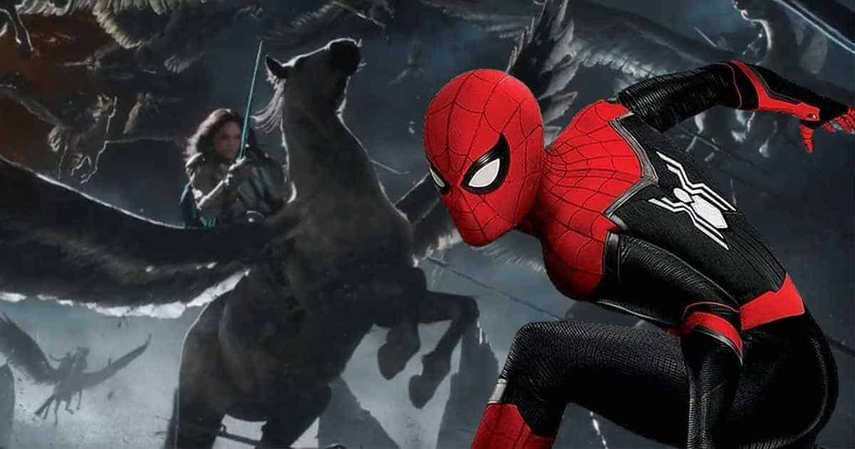 Spider-Man: Far From Home New Asgard