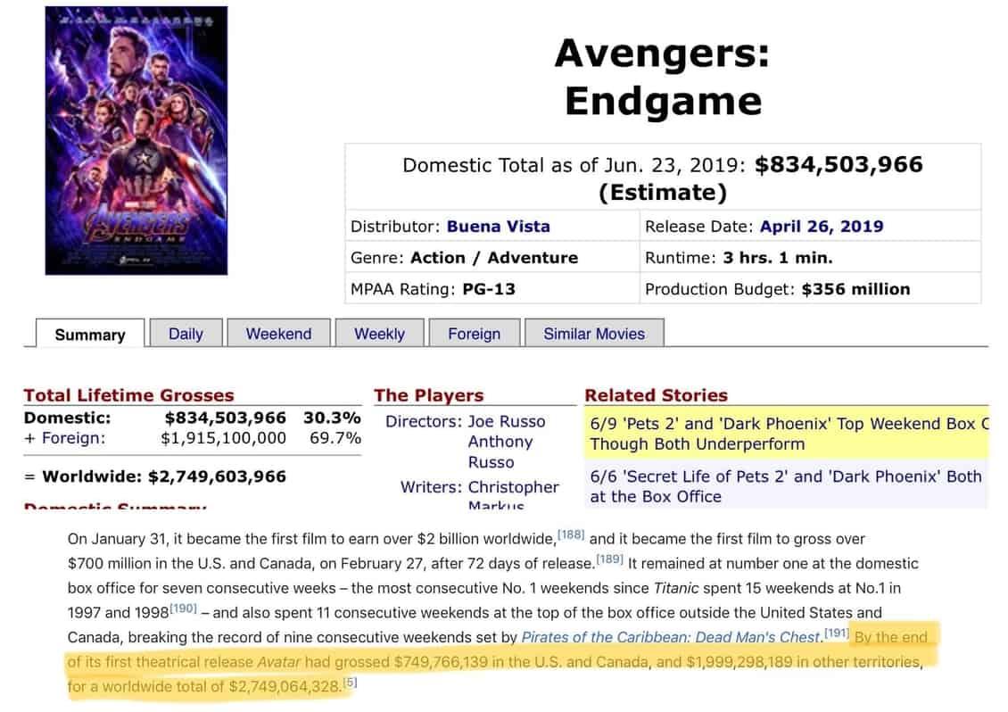 Avengers: Endgame Re-Release Hulk