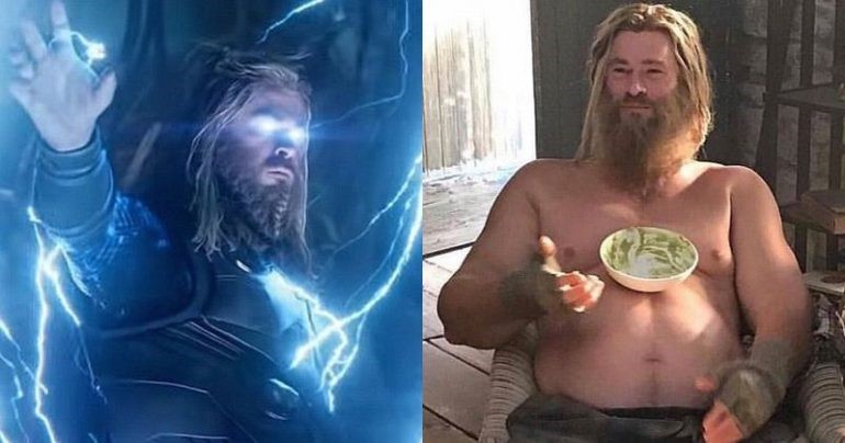 Photo of Fat Thor From Avengers: Endgame Now Has an Official Name From Marvel