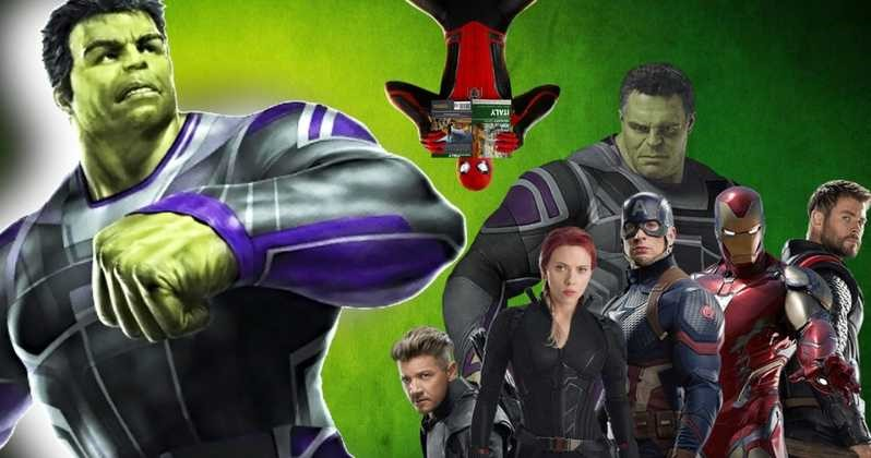 Photo of Avengers: Endgame Re-Release Bonus Material Contains a Hulk Deleted Scene & More