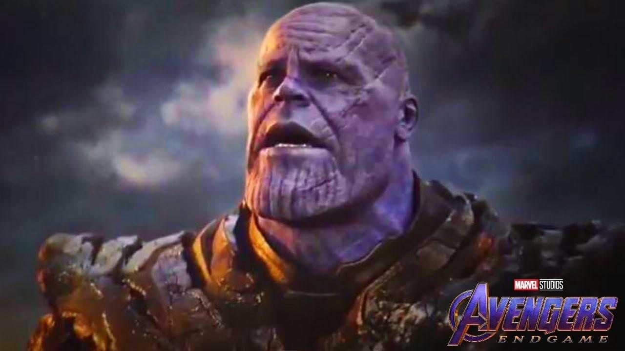 Thanos MTV Movie And TV Awards