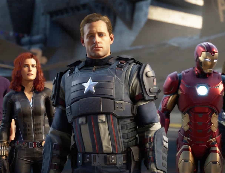 Avengers E3 Marvel