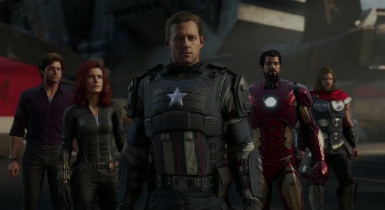 Photo of Marvel's Avengers Trailer & Release Date Revealed at E3