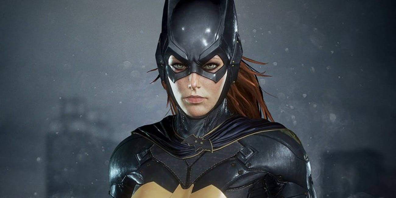Batgirl Daisy Ridley Star Wars WB Katherine Langford