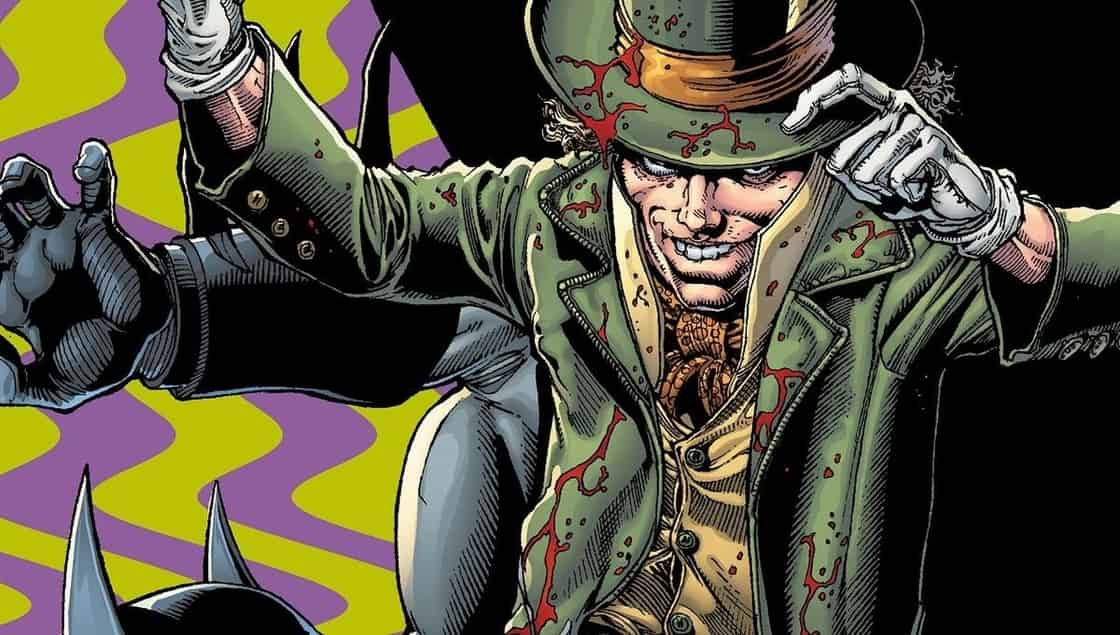 The Batman Villains Matt Reeves
