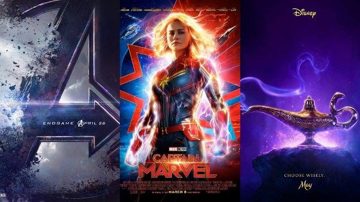 Photo of Disney Has Claimed Top 3 Spots at The Domestic Box Office