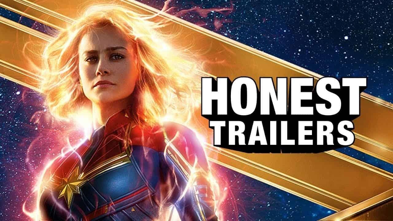 Captain Marvel Honest Trailer