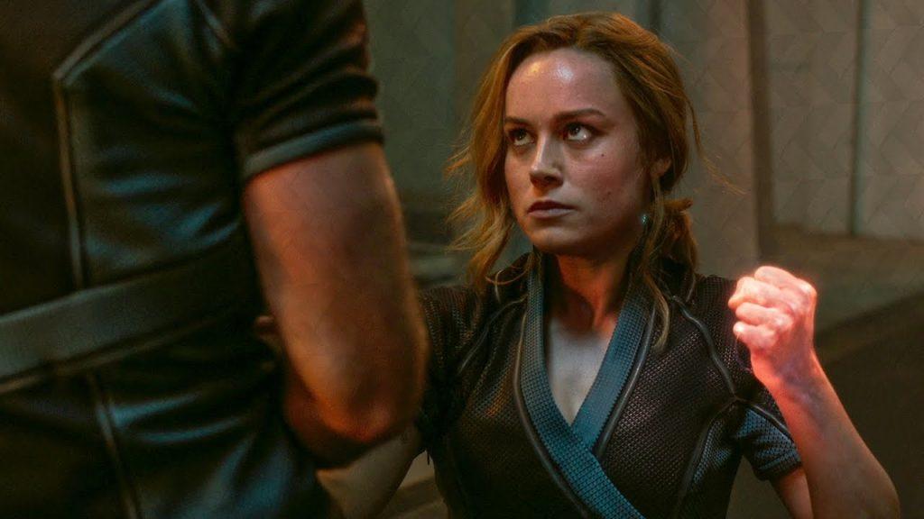 Captain Marvel MTV Movie And TV Awards