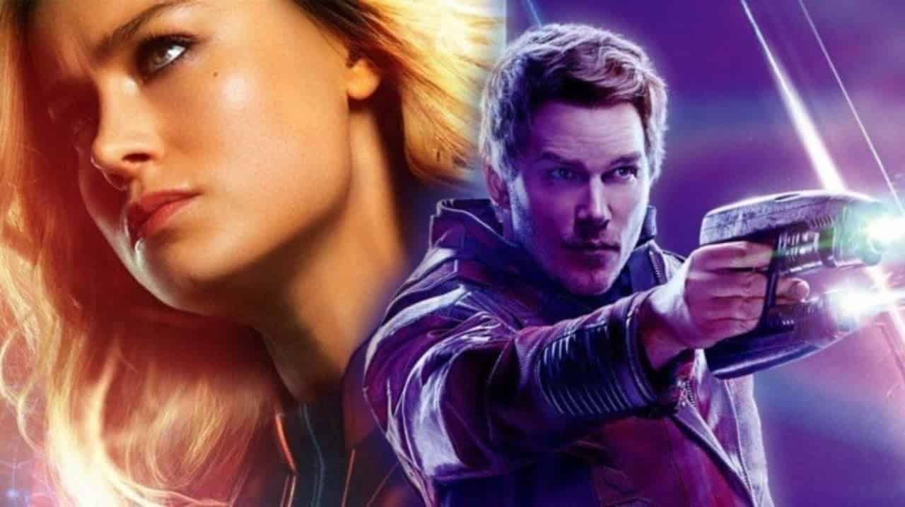 Photo of New MCU Theory Suggests That Captain Marvel & Peter Quill Have Dated