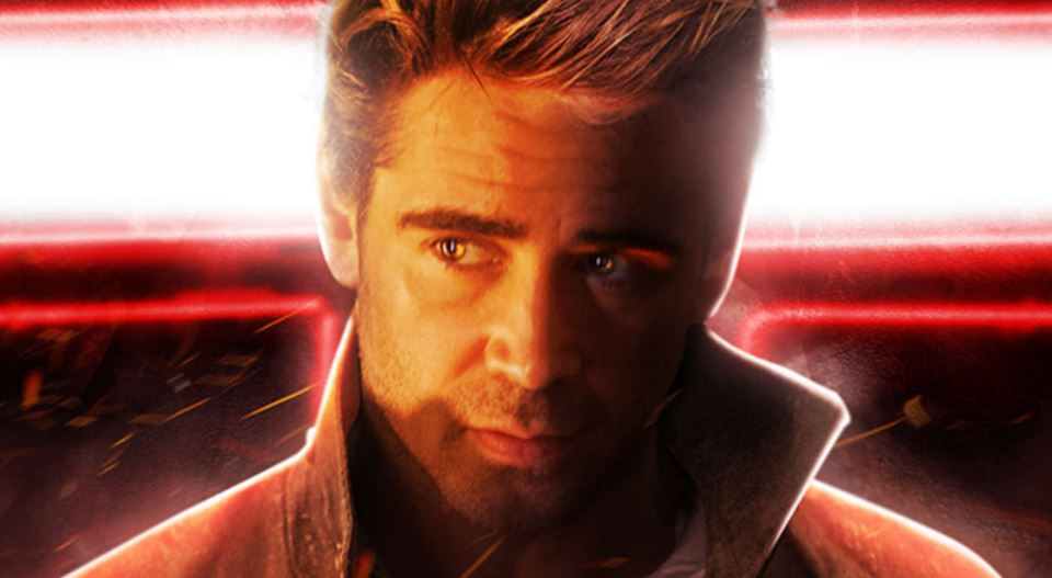 Photo of WB is Planning to Bring a Constantine Movie With Colin Farrell