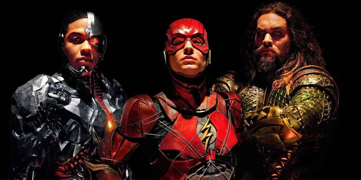 The Flash Movie Ezra Miller Fantastic Beasts 3