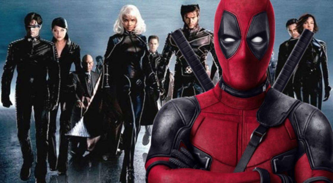 X-Men Deadpool Avengers MCU
