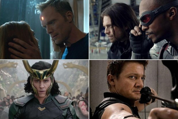 Photo of The Release Dates of Hawkeye, Loki & Other MCU Disney+ Shows Revealed