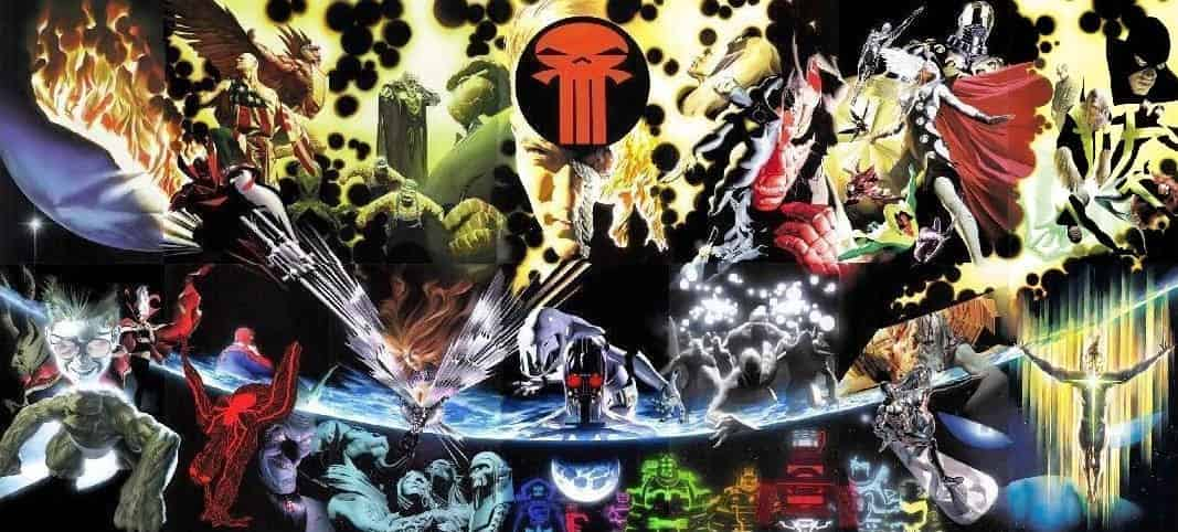 Earth X Marvel