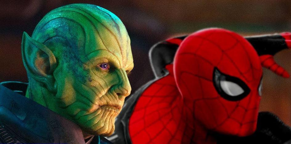 Spider-Man: Far From Home Skrulls MCU