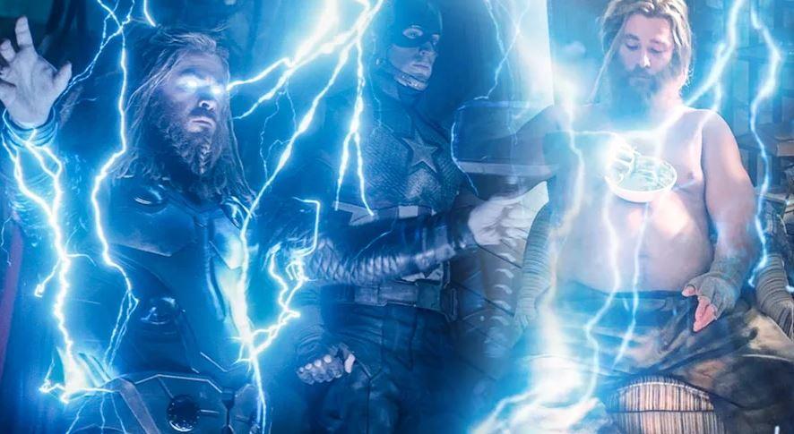Avengers: Endgame BluRay