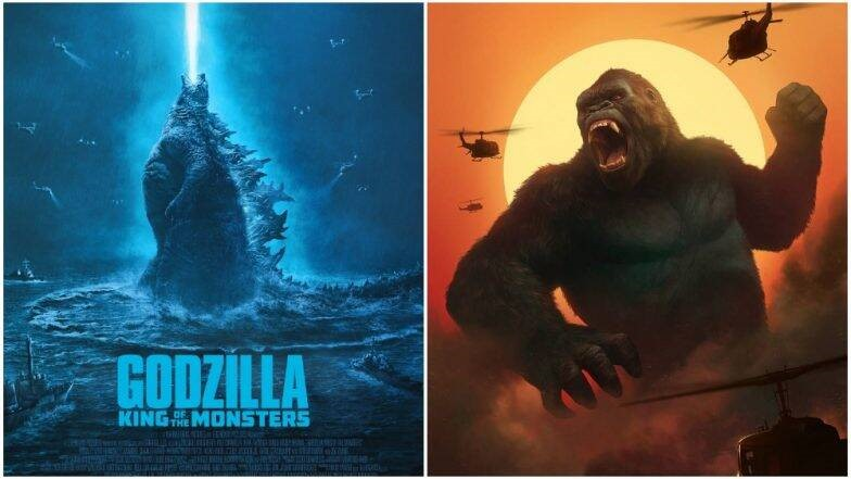 Godzilla vs Kong Flying Monsters