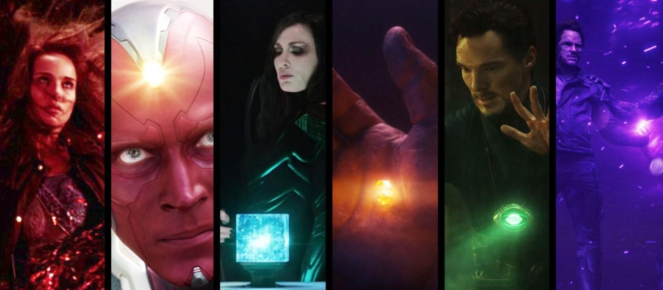 The Eternals Infinity Stones MCU