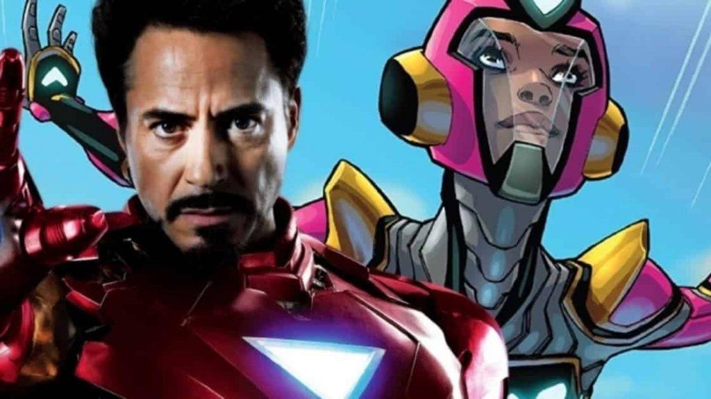 Iron Man Ironheart Facts Marvel