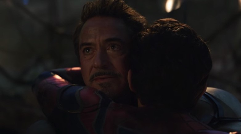 Photo of Avengers: Endgame Originally Had a Different Reunion for Peter & Tony