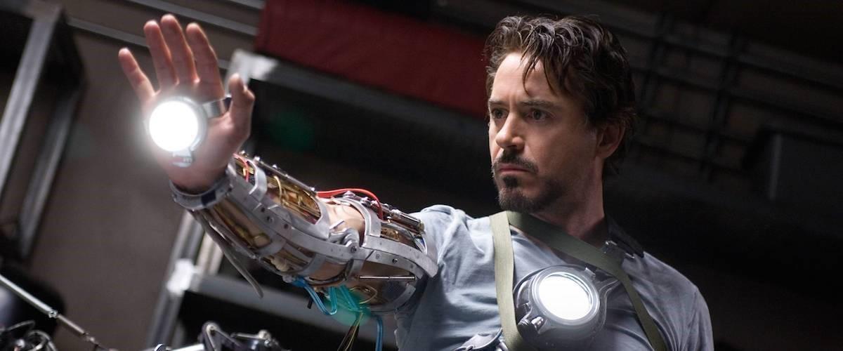 Robert Downey Jr. MTV Movie And TV Awards