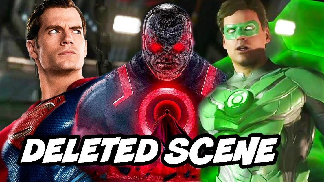 Justice League Snyder Cut Green Lantern