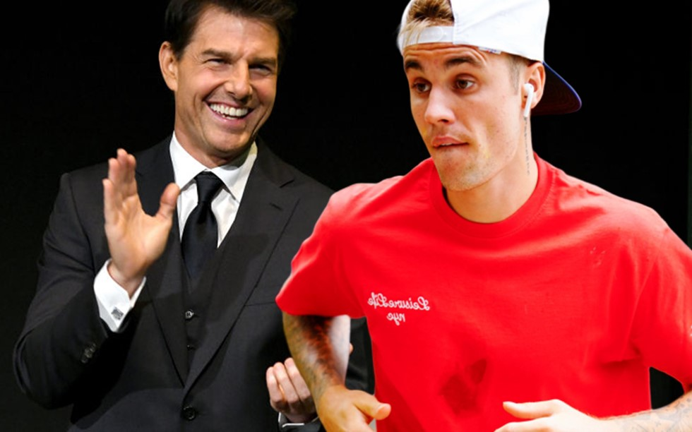 Photo of Justin Bieber Challenges Tom Cruise to a Fight & the Internet Loses its Mind
