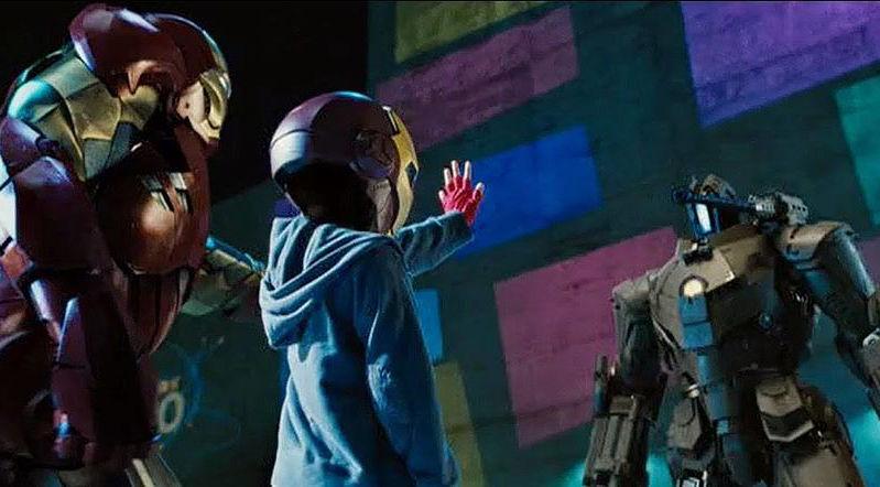 Tom Holland Peter Parker MCU