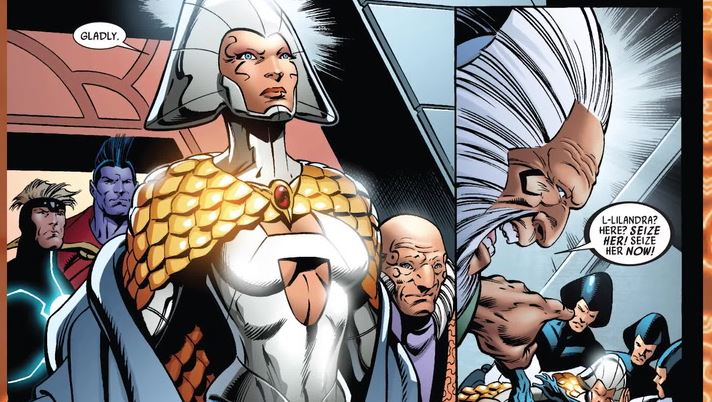 Most Powerful Queens in Marvel Comics