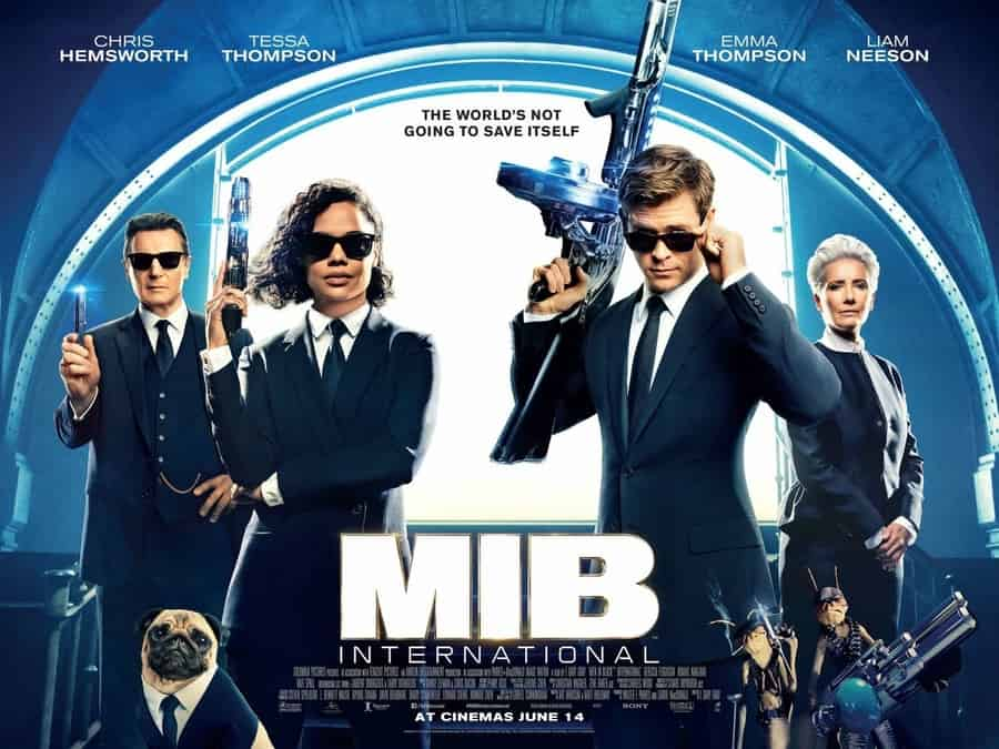 Men in Black: International Rotten Tomatoes Score