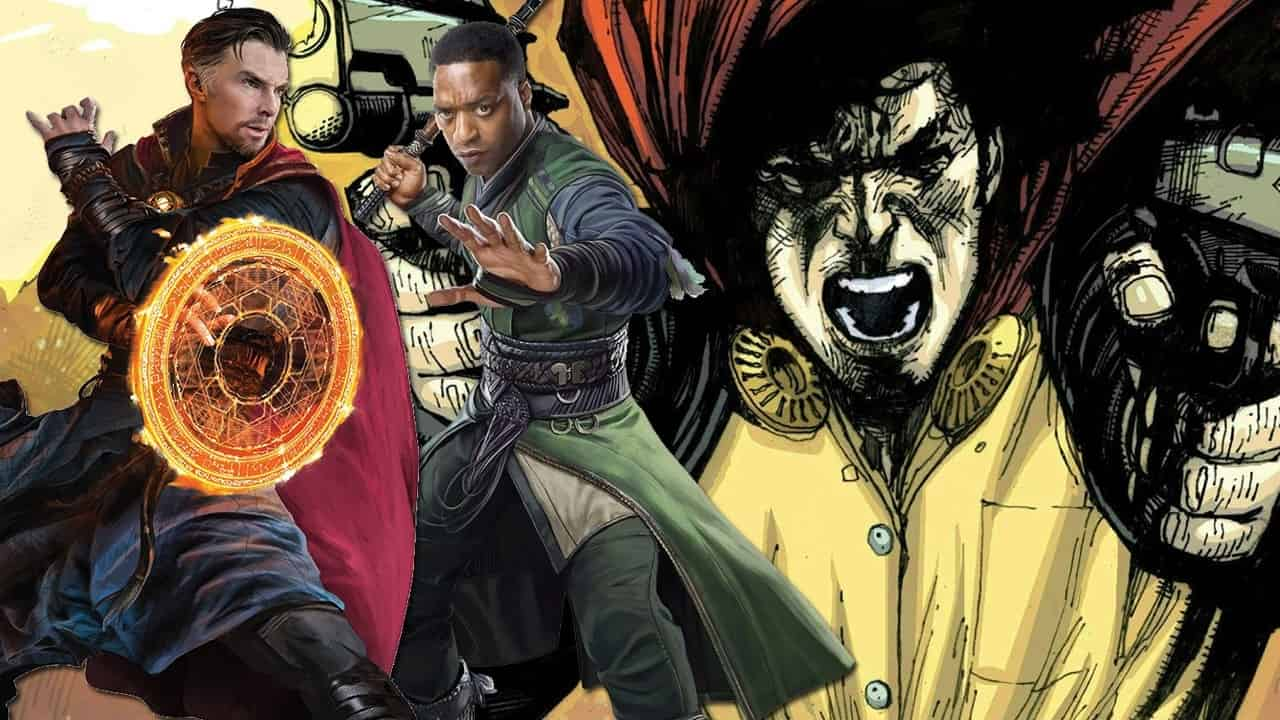 Doctor Strange 2 Nightmare